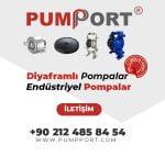 pumpport لتصدير المضخات التركية